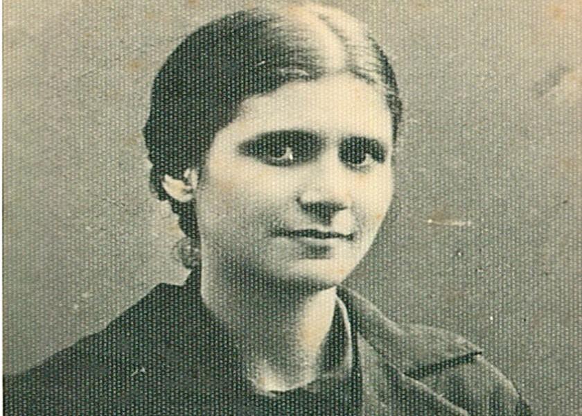 Carmen Rendiles es admitida como postulante