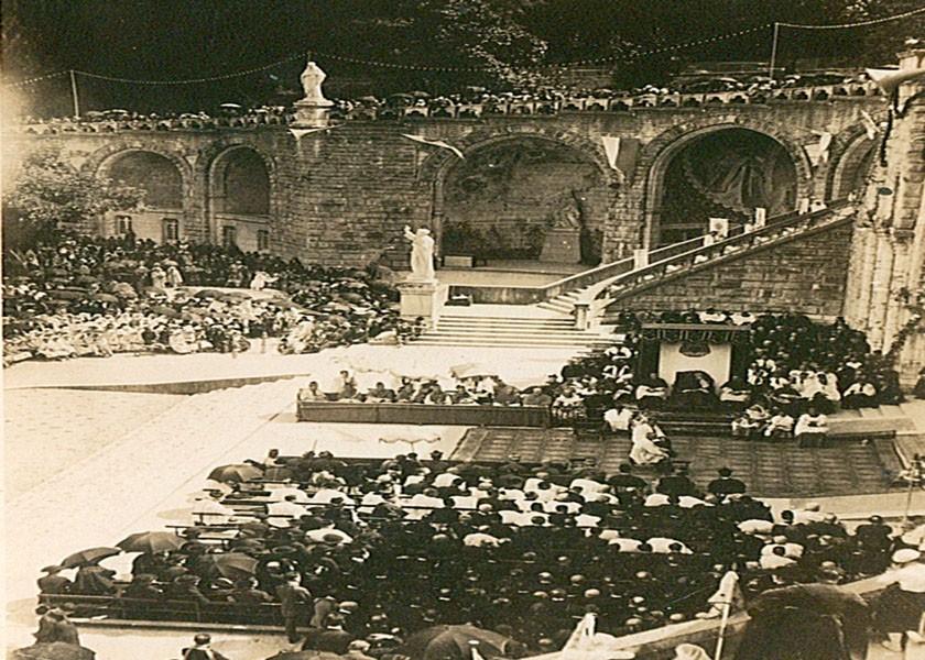 Peregrinación al Santuario de la Virgen de Lourdes