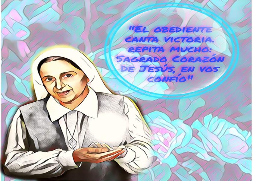 Ideario Beata Madre Carmen Rendiles