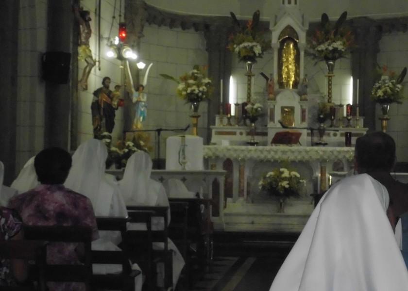 Aniversario 113 nacimiento Madre Carmen