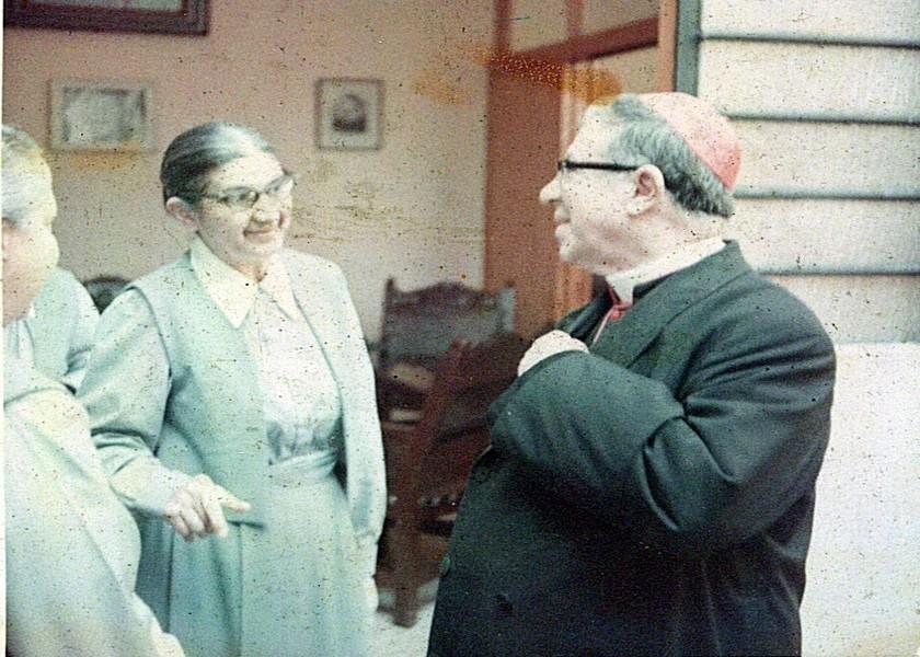 Madre Carmen, apostolado con fervor