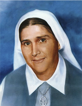 Madre Carmen Rendiles (1903-1977)